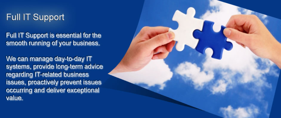 Full IT Support for your business